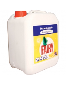Средство для мытья посуды FAIRY, 5л, канистра, Лимон P&G 176739