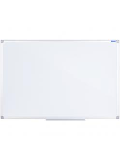 """Доска белая офисная  600х900мм (магнитно-маркерная) алюминиевая рамка, полочка <WBS_9307> """"Спейс"""" 228156"""