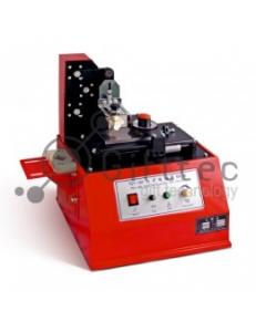 Станок тампопечатный, кодировщик электрический, однокрасочный (закрытая красочная система) размер клише 80х175мм 8201