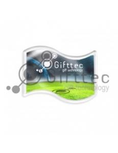 Фотомагнит в форме флага 50x80мм (упаковка 25шт) M-007